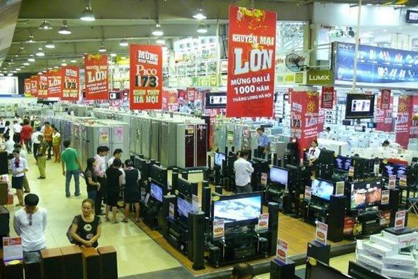 consumer market Vietnam